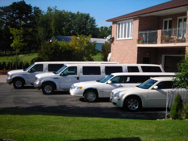 Lucky Star Limousine Service - Home base