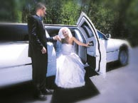 Limousine Services with pick up and drop off services