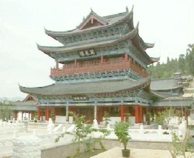 Imperial Palace of the Han Dynasty in Xuchang